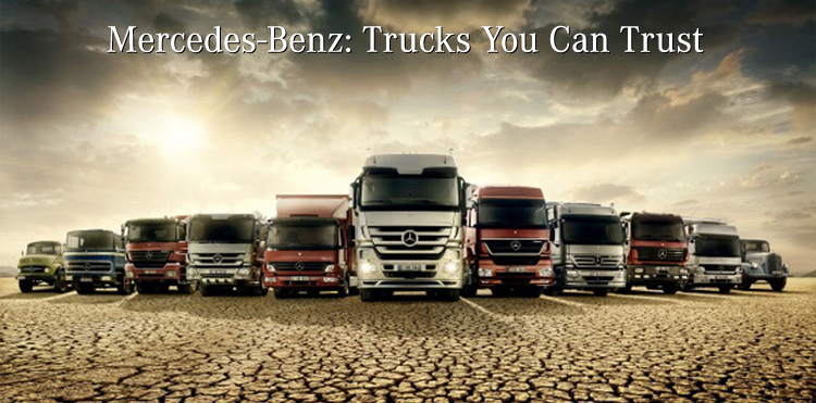 New Euro 6 Engine For Mercedes Benz Trucks For Sale Assettradex